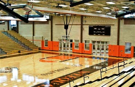 NPS Weequahic High School Gymnasium | Thomas Anderson ...