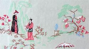 Wallpaper Japanese style one Decor