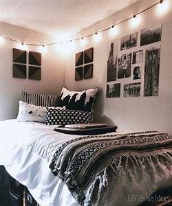 Diy Room Decor For Small Rooms Tumblr Youtube Bedroom ...