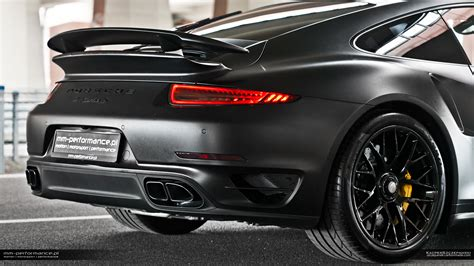 Porsche 911 Turbo S By Mm-performance