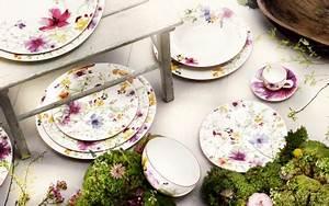 Geschirr Von Villeroy Und Boch : porzellan tafelgeschirr von villeroy boch lifestyle und design ~ Eleganceandgraceweddings.com Haus und Dekorationen