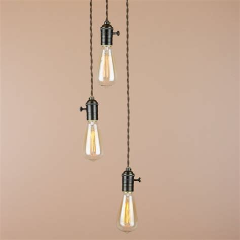 industrial chandelier studio lighting edison light bulbs