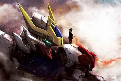 Barbatos Lupus Gundam Artstation Artwork Deviantart