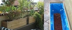 Fabriquer Bac A Fleur : bac plante bois exterieur free un bac fleurs en bois autoclave with bac plante bois exterieur ~ Melissatoandfro.com Idées de Décoration