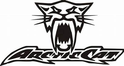 Arctic Cat Skull Stickers Decal Decals Snowmobiles