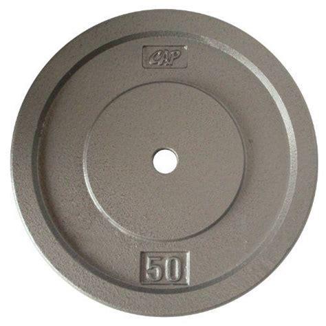 cap barbell standard   cast iron weight plate single
