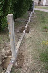 Poteau Beton Cloture Bricomarche : poteau ciment cloture ~ Dailycaller-alerts.com Idées de Décoration