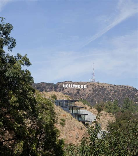 hollywood hills house  francois perrin