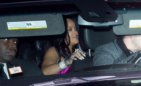 Rihanna Celebrates Her 30th Birthday