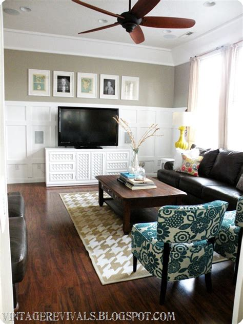 diy livingroom hailee s living room makeover reveal vintage revivals