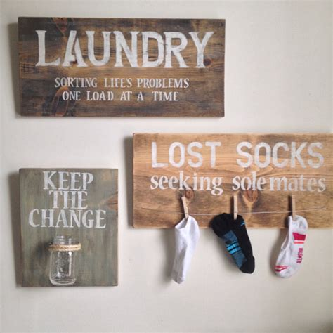 awesome cute laundry room signs  decor laundry room sign
