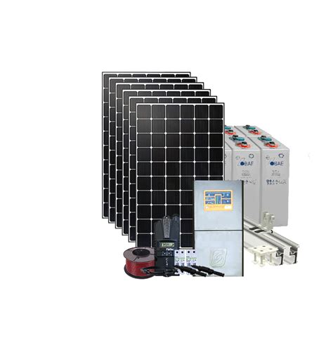 Off Grid Solar System Coupled Inverter