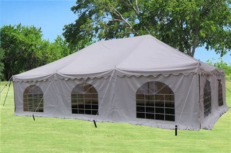 canopy tent for 30 x 20 white pvc pole tent canopy