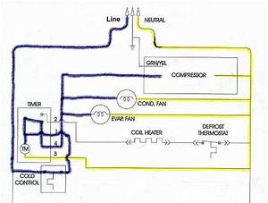 Refrigeration  Refrigeration Fan Cycle Switch