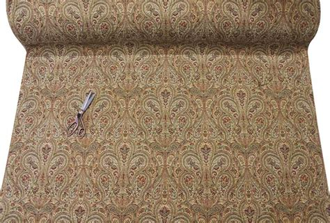 fabrics for curtains and cushions traditional tapestry heavy weight floral upholstery