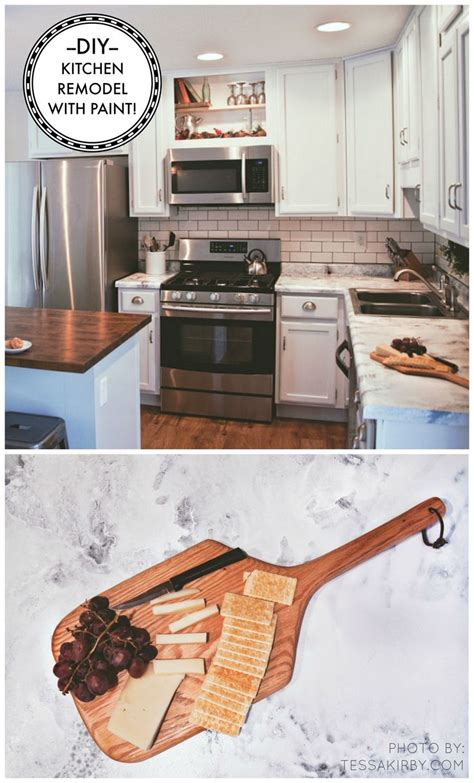 kitchen countertop makeover diy giani countertop kit kitchen makeover on a budget 1009
