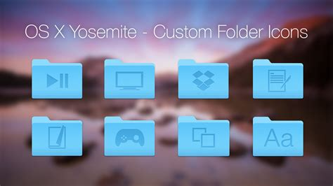 Os X Yosemite Custom Icons By Xethoz On Deviantart