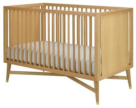 modern crib dwellstudio mid century crib modern cribs portland