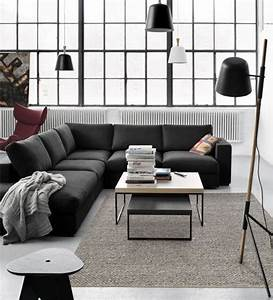 Canapé D Angle Petit Espace : am nager un petit salon d co c t maison ~ Teatrodelosmanantiales.com Idées de Décoration