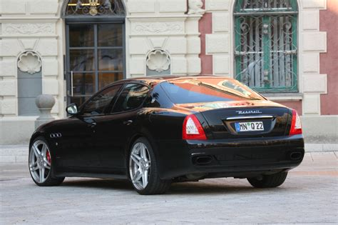 Modifikasi Maserati Quattroporte by Maserati Laporkan Ratu Ke Polisi