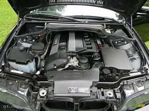 2003 Bmw 3 Series 325i Coupe 2 5l Dohc 24v Inline 6 Cylinder Engine Photo  51514435