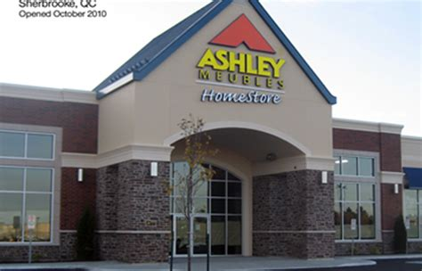la succursale meubles ashley de sherbrooke ferme ses