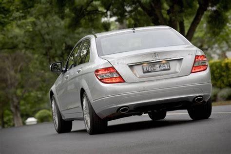 Review Mercedes C Class Sedan by Review Mercedes W204 C Class Sedan 2007 14
