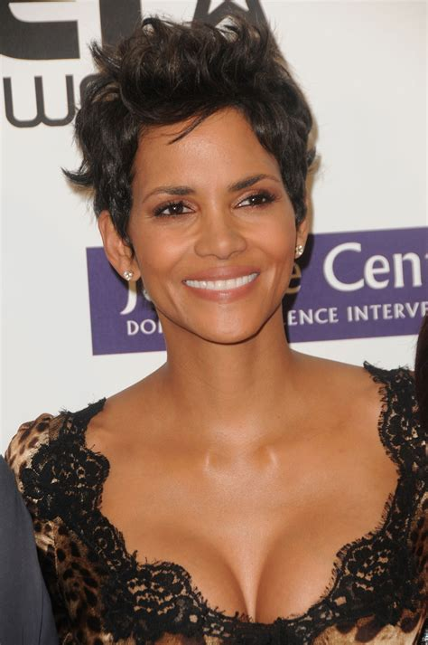 halle berry  jenesse silver rose benefit  beverly