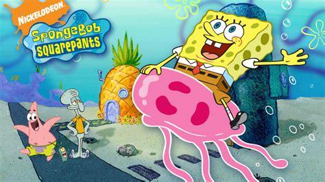 nickelodeon spongebob squarepants wallpaper