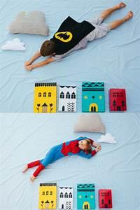Super hero photo booth Babyccino Kids: Daily tips