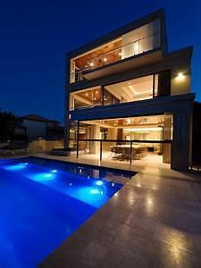Architectural, Tour, -, Modern, Minimalist, House