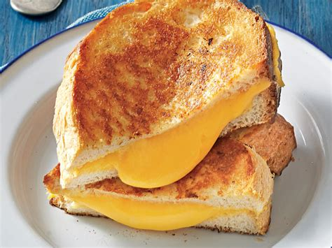 ultimate grilled cheese recipe myrecipes