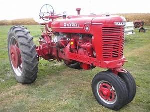 1941 Farmall M Tractor For Sale
