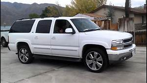 2001 Chevy Suburban On Airbags