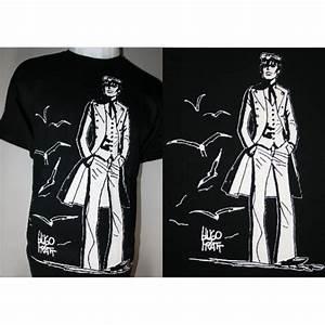 T Shirt 40 Ans : t shirt corto maltese hugo pratt 40 ans ~ Farleysfitness.com Idées de Décoration