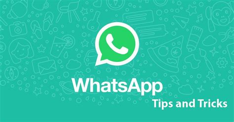 30 whatsapp features tips and tricks to in 2019 smartprix bytes