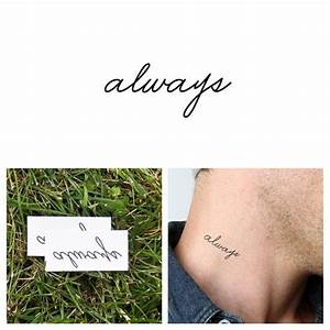 Temporary Tatto... Tattoo Temporary Quotes