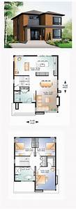 1000 Ideas About Small Modern Houses On Pinterest Small ...