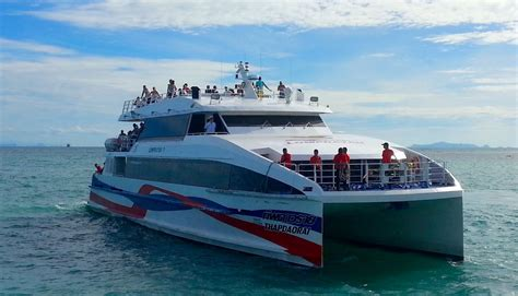 Boat From Bangkok To Koh Tao by Travel On Board To Koh Samui Thailand