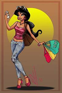 jasmine cartoon... Modern Day Princess Quotes