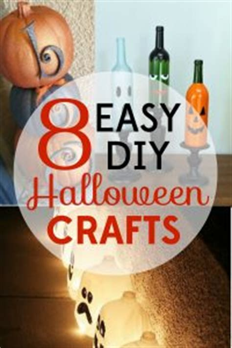 halloween decorations  easy diy crafts
