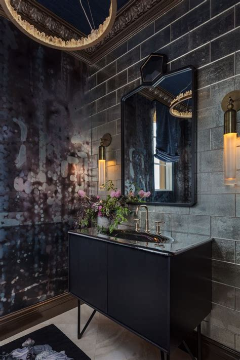 Dramatic Showhouse Rooms by Tour The 2019 Kips Bay Palm Show House Amazing