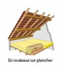 Comble Eco Energie : toitures et combles combles perdus eco energie solutions ~ Melissatoandfro.com Idées de Décoration