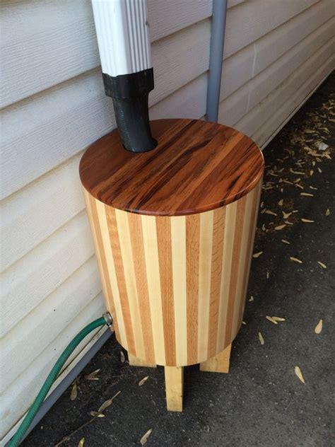 rain barrel cover  dustbeard  lumberjockscom