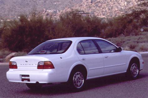 199599 Nissan Maxima  Consumer Guide Auto