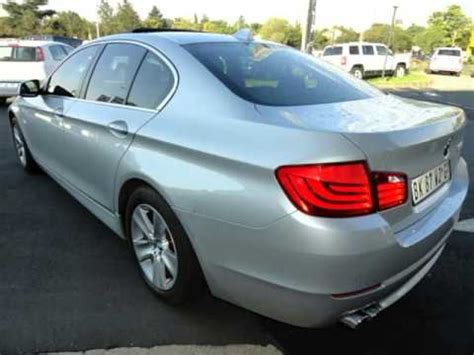 Used 2011 Bmw 5 Series 523i Auto F10 Auto For Sale Auto