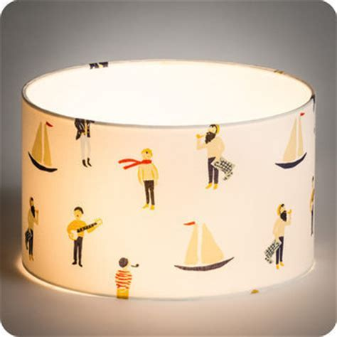 Drum fabric lamp shade / pendant shade Luxembourg