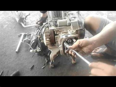 Cara Pasang Rantai Keteng Beat by Cara Membuka Mesin Motor Honda Sport Yang Benar Doovi