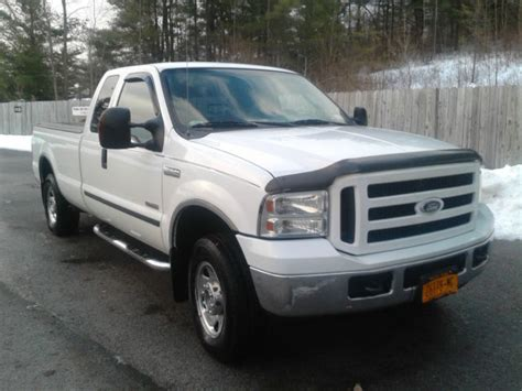 2005 Ford F250 4x4 Super Duty 6.0 Diesel Pick up Truck
