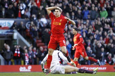 Soccer – Barclays Premier League – Liverpool v Chelsea ...